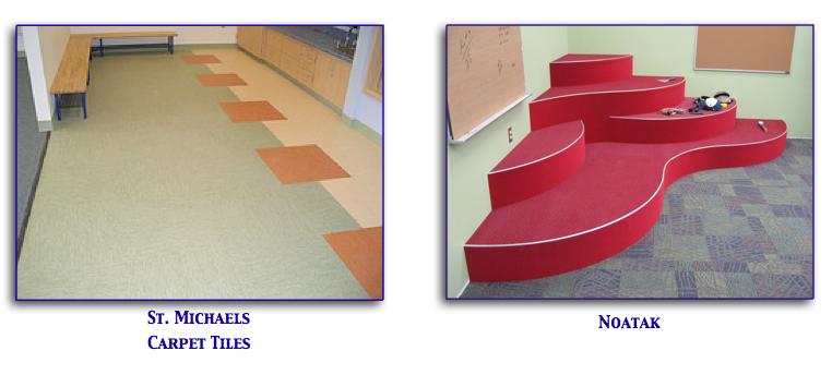 Standard Flooring - Carpet