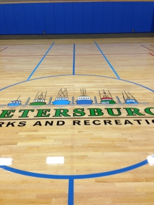 Petersburg Rec Center - Wood